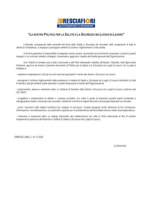 POLITICA_DELLA_SICUREZZA